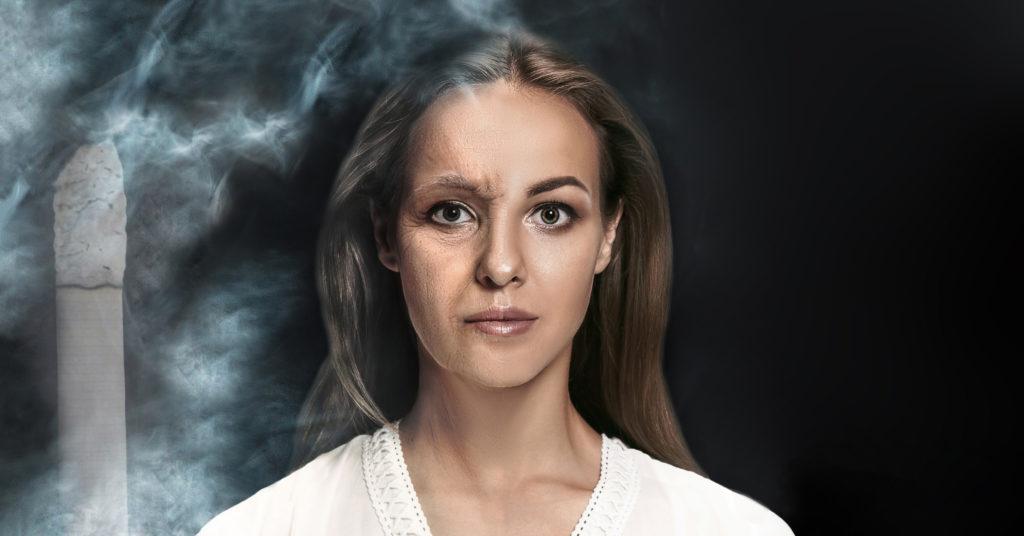 smoking and ageing